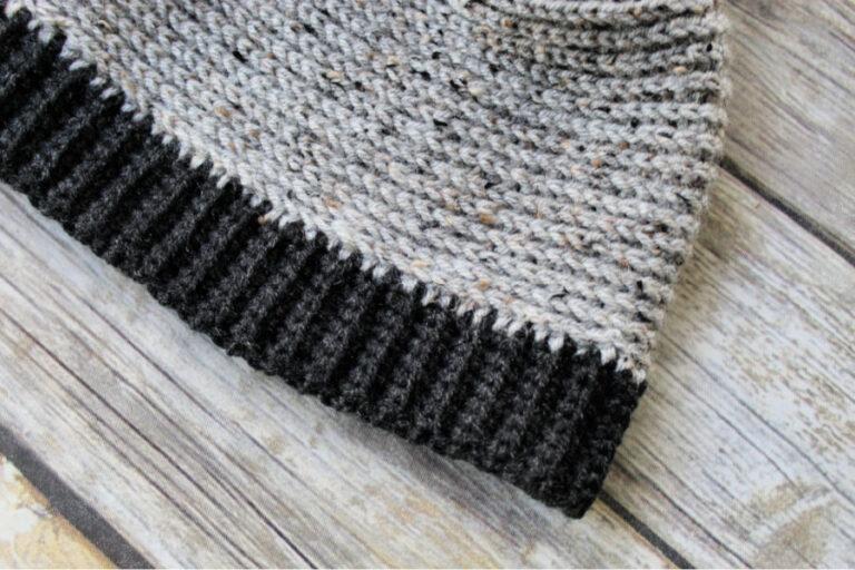 Camel Stitch Crochet Tutorial