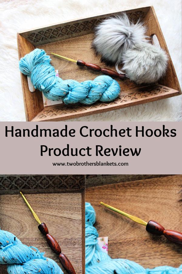 Handmade Crochet Hooks Product Review