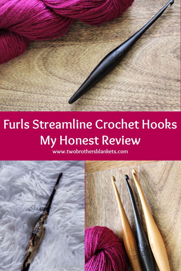 Furls Streamline Crochet Hooks - My Honest Review