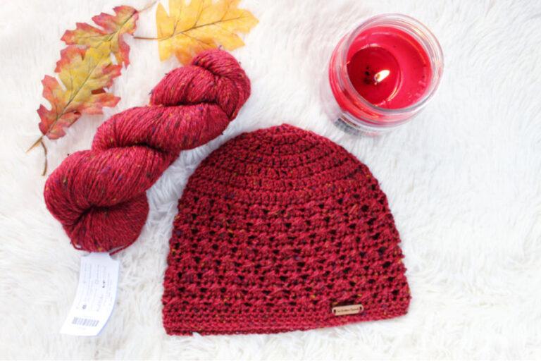 Crochet Beanie Pattern- Bonnie Bell Beanie