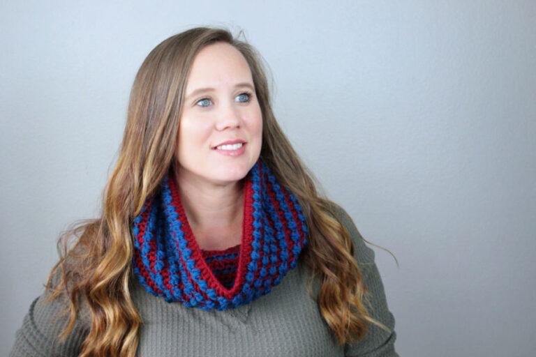 Free Crochet Cowl Pattern – Tuscan Sun Cowl