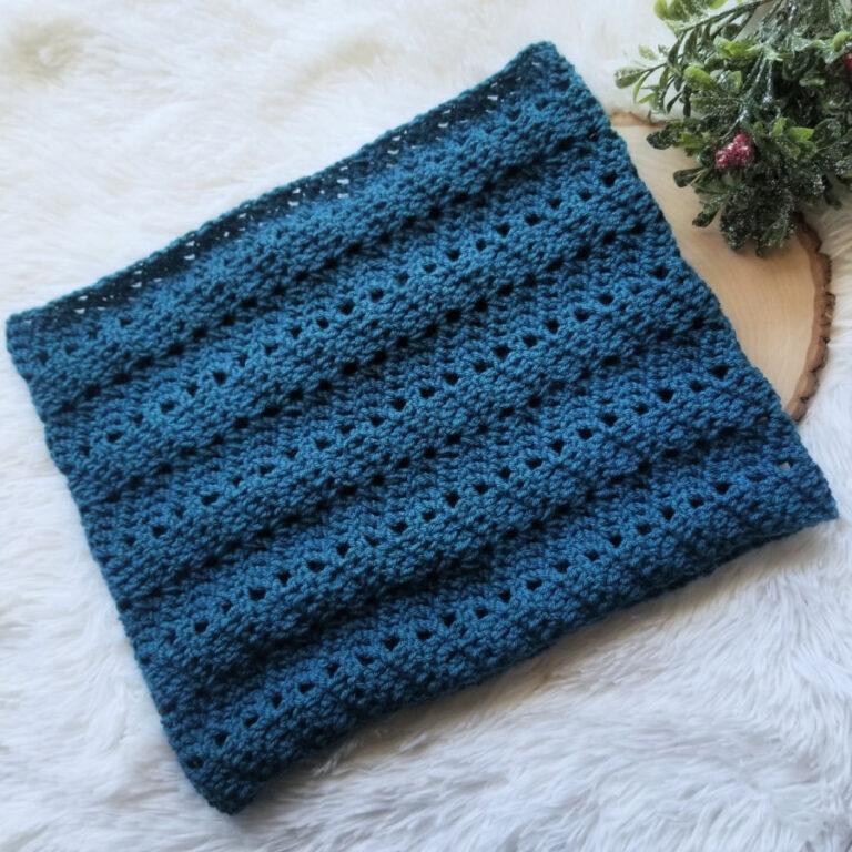 Free Crochet Cowl Pattern – Chevy Cowl