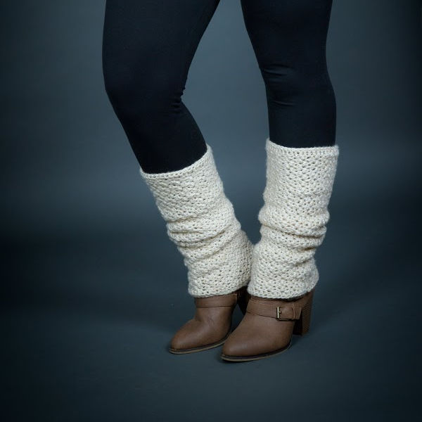 Crochet Legwarmers Free Pattern- Boston Legwarmers