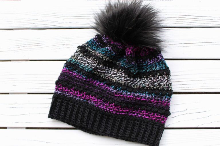 Crochet Hat Pattern- CC Hat