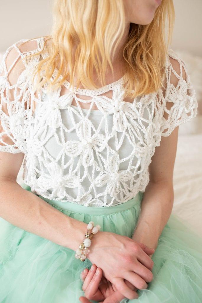 30 Crochet Garment Patterns for Spring