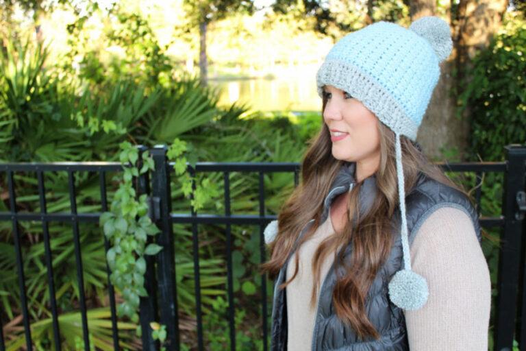 Crochet Hat Pattern – Kristen Slouch