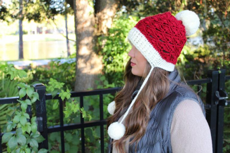 Crochet Slouch Hat Pattern- Sadie Slouch