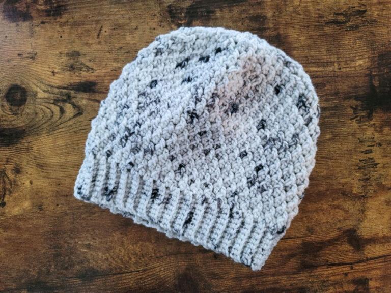 Crochet Slouch Hat Pattern- Savannah Slouch